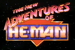 The New Adventures Of He-man.